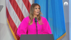 Melania Trump at U.N. Luncheon: Children Must Be Taught by Example