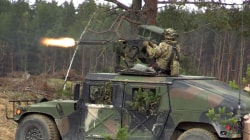 U.S. Army Drills Coincide with Russian Military Exercises