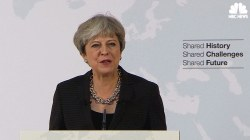 PM May Sets Out Updated Vision for Brexit