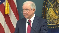 Attorney General Jeff Sessions Condemns Sanctuary Cities in Portland Speech