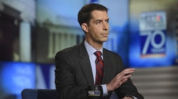 On Transgender Military Ban, Cotton Waiting for Defense Dept. Review
