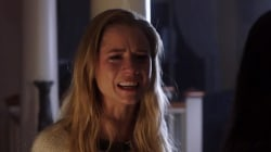See a clip from Cassidy Gifford's new thriller 'Ten: Murder Island'
