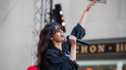 See Camila Cabello perform 'Havana' live on the TODAY plaza