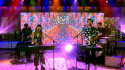 See British band Oh Wonder perform 'Ultralife' live on TODAY