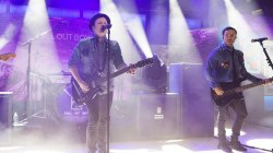 Watch Fall Out Boy perform their new song 'Champion' live on TODAY