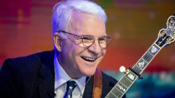 See Steve Martin play banjo with the Steep Canyon Rangers live on TODAY