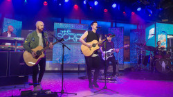 Watch The Script perform their new single 'Rain' live on TODAY