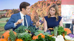 Dr. Oz shares tips on how to stay healthy in the fall