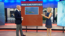 Hurricane Maria will cause 'significant damage' in Puerto Rico, Dylan Dreyer says