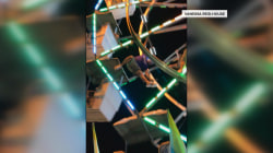 Man falls from Ferris wheel while helping stuck riders