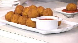 Arancini, Italian sausage in the hole: Easy eats from the Alberti twins