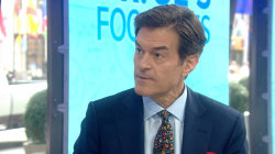 Dr. Oz reveals which foods are good for heart disease, chronic pain