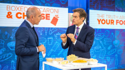 Dr. Oz talks about your favorite foods (and how to enjoy them without worry)