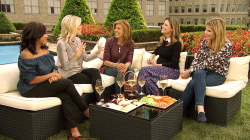 Hoda, Savannah and other ladies of TODAY talk about age (and reveal theirs!)