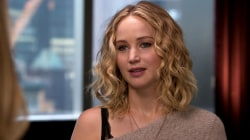 Jennifer Lawrence: My new horror film 'Mother!' is 'an assault'