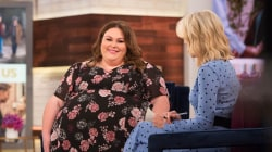 Chrissy Metz to Megyn Kelly: 'I can't respond with hate' to body shamers
