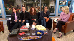 'Will and Grace' stars visit Megyn Kelly TODAY, drop hints about revival