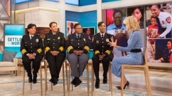 4 female police chiefs tell Megyn Kelly how they broke the glass ceiling
