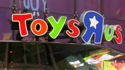 Toys 'R' Us files for bankruptcy protection right before holiday season