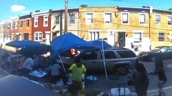 8 injured when SUV plows into Philly block party