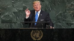 Trump threatens to 'totally destroy' North Korea in U.N. speech