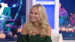 Kristin Chenoweth talks about her role in 'My Little Pony' movie