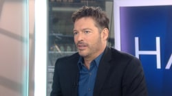 Harry Connick Jr. on his talk show, 'Will and Grace' and more