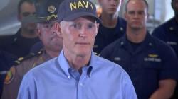 Florida Gov. Rick Scott announces new rules for nursing homes after Irma