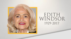 Life well lived: Gay rights activist Edith Windsor dies at 88