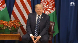 Trump Says More Sanctions Will Be Placed on North Korea