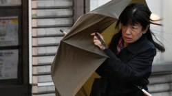 Deadly Typhoon Lan Hits Japan With Floods, Landslides