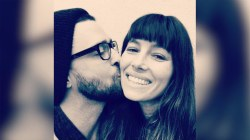 TODAY loves .. Justin Timberlake and Jessica Biel