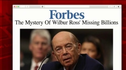 Trump cabinet member left $2B off reports, but why?