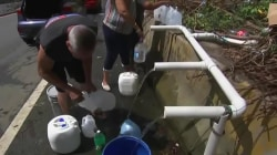 Puerto Rico Experiencing Water Crisis After Hurricane Maria
