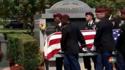 Niger Ambush: Funeral Held for Sgt. La David Johnson