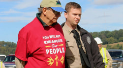 23 Arrested Protesting Pipeline in Lancaster County
