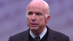 Sen. John McCain Receives Liberty Medal