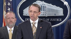 Justice Dept. Announces Charges Against Chinese Fentanyl Traffickers