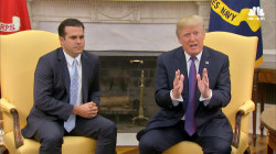 Trump Gives White House a '10' for Puerto Rico Response