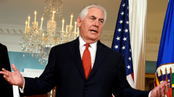 Tillerson Expects International Support for Trump Iran Policy