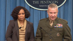Pentagon Officials React to Deadly Attack on U.S. Soldiers in Niger