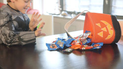 What do parents REALLY do with their kids' Halloween candy?