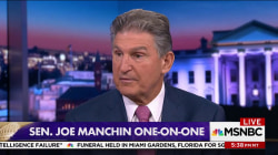 Why Manchin doesn't want Clinton campaigning in WV