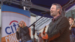 See Blake Shelton sing 'I Lived It' live on TODAY's Halloween