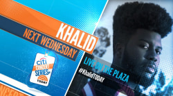 Khalid, Niall Horan and Rachel Platten to perform on TODAY