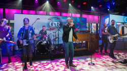 See country music star Darius Rucker perform his new single 'For the First Time' live on TODAY