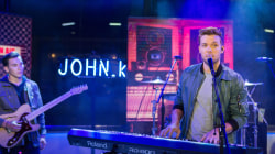 Meet John.k, Elvis Duran's latest 'Artist of the Month'