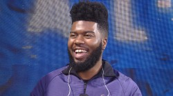 Khalid makes touring announcement live on TODAY