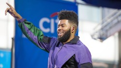 See Khalid perform his hit song 'Location' live on the TODAY plaza