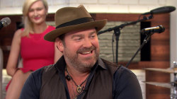 Country singer Lee Brice opens up about his new and most personal album